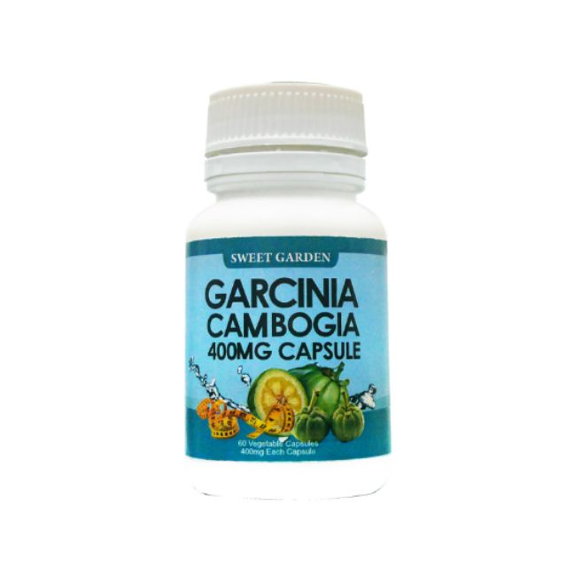 Sweet Garden Garcinia Cambogia 60 Hca Supplement 60 Capsules Moh Mal16060016tc Shopee Malaysia