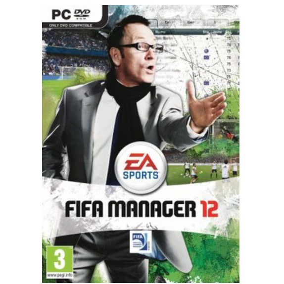 FIFA MANAGER 12 [PC DIGITAL DOWNLOAD]