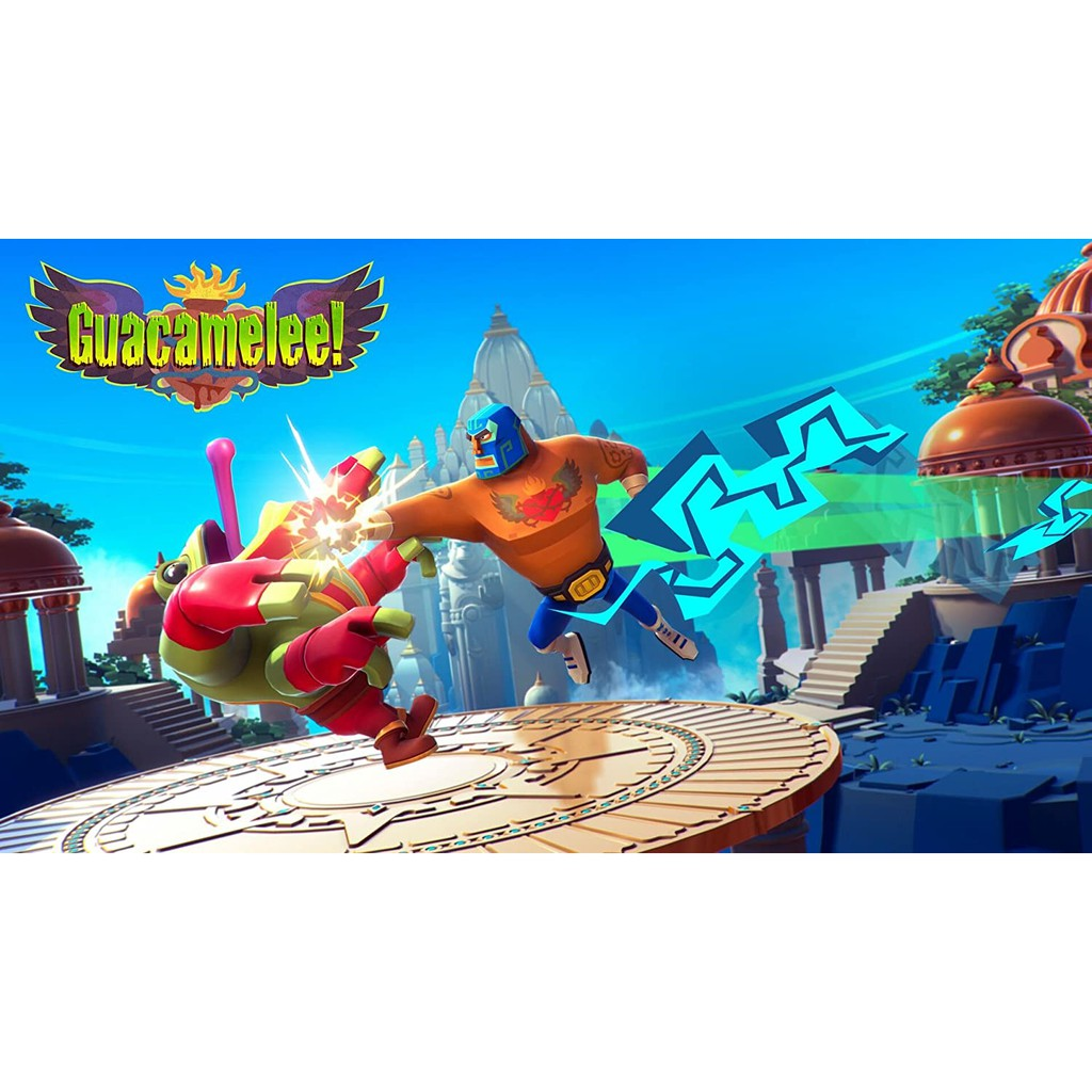 PS4 Brawlout Deluxe Edition (R3)