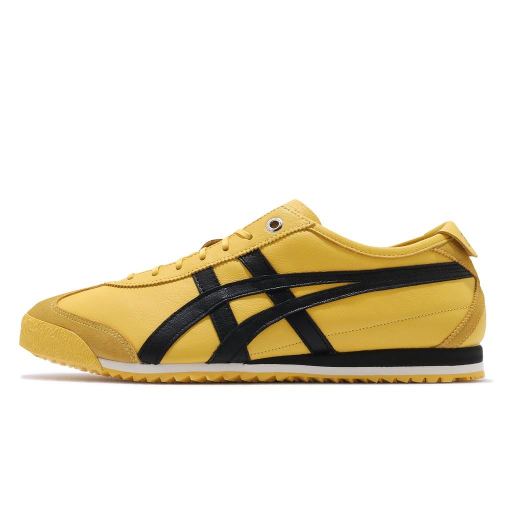onitsuka tiger mexico 66 black and yellow 99 precious
