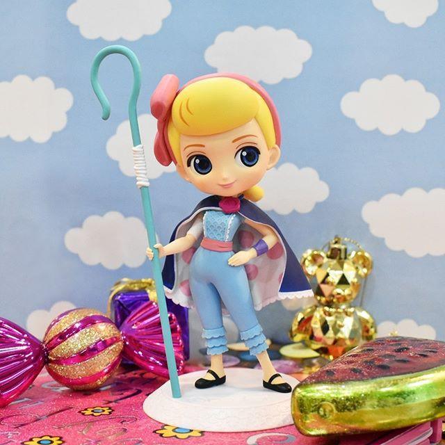 Banpresto Bandai Q posket PIXAR Character Bo Peep Toy Story 4 Ver A Figure