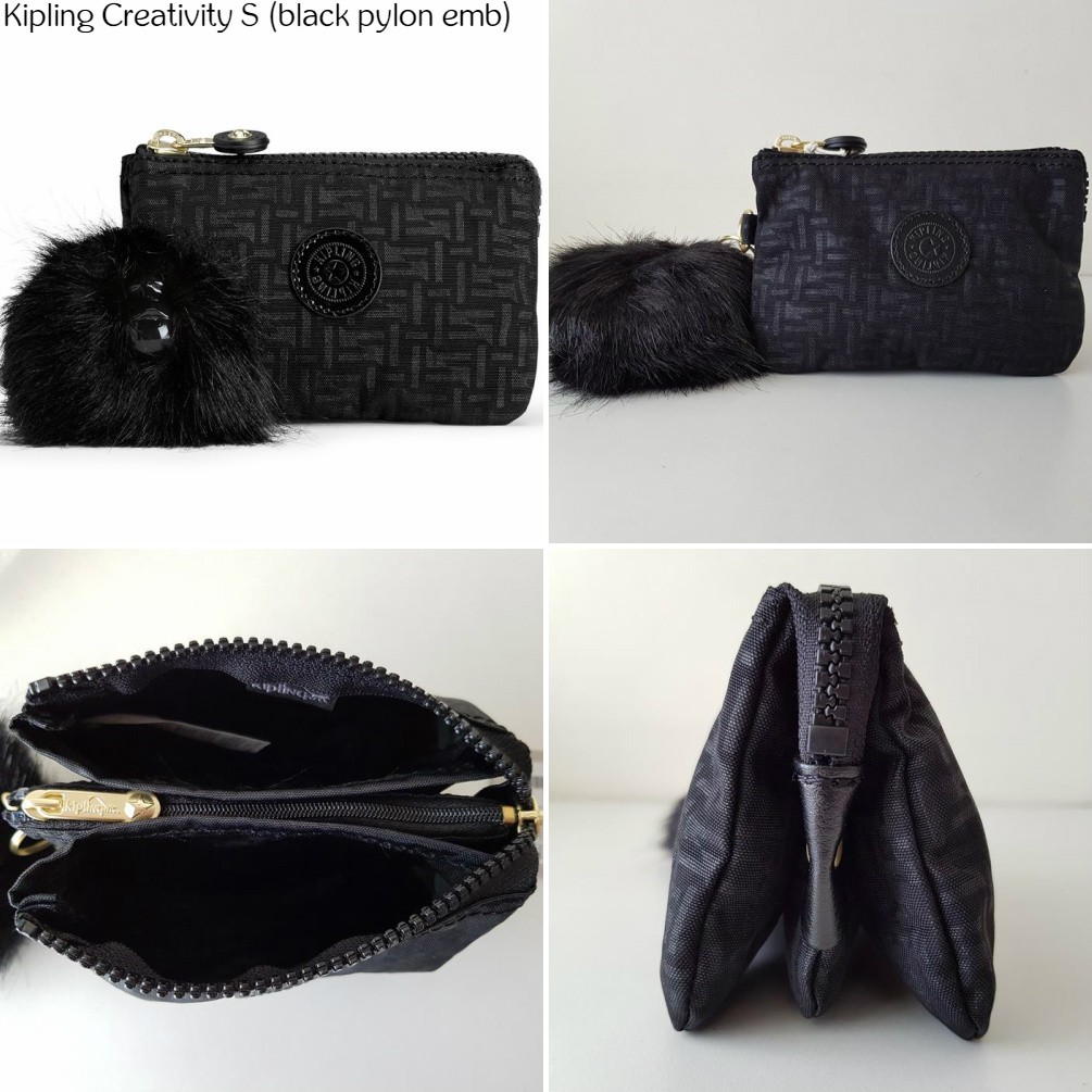 697af1059f NWT Authentic Kipling Creativity L Large Coin Money Zip Pouch Purse |  Shopee Malaysia
