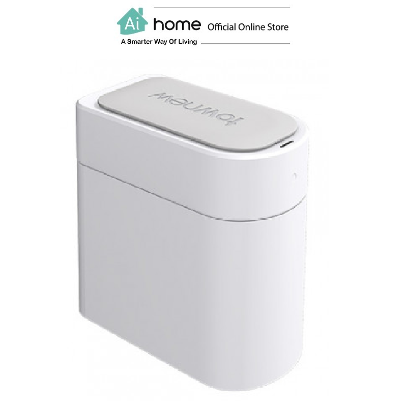 TOWNEW Intelligent (Trash Can) T3 (White) with 1 Year Malaysia Warranty [ Ai Home ]