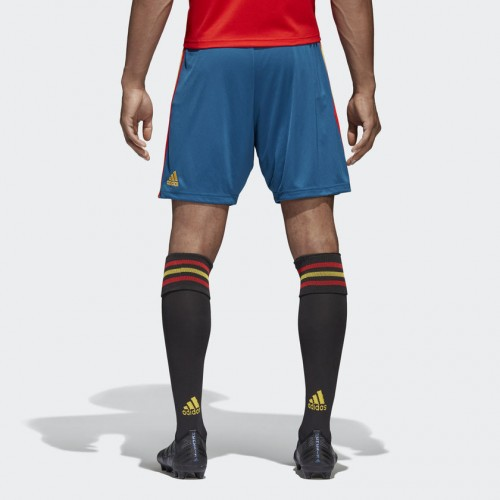 Spain Home Short World Cup 2018