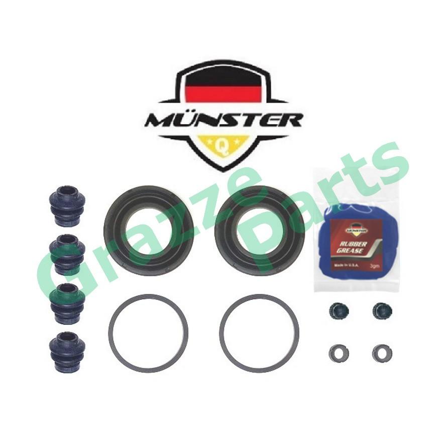 Münster Disc Brake Caliper Repair Kit (Full Set) Rear for 04479-48050 - 43mm Toyota Harrier RX300