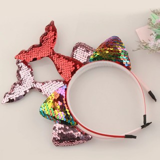 37e6363cca 12pcs Hair Accessories Minnie/Mickey Ears Solid Black & Red Bow ...