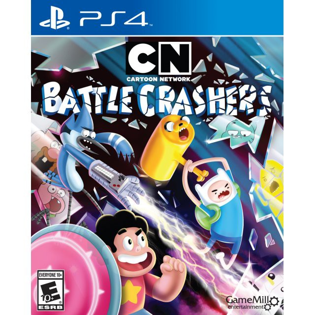 PS4 Cartoon Network Battle Crashers(R1)(English)