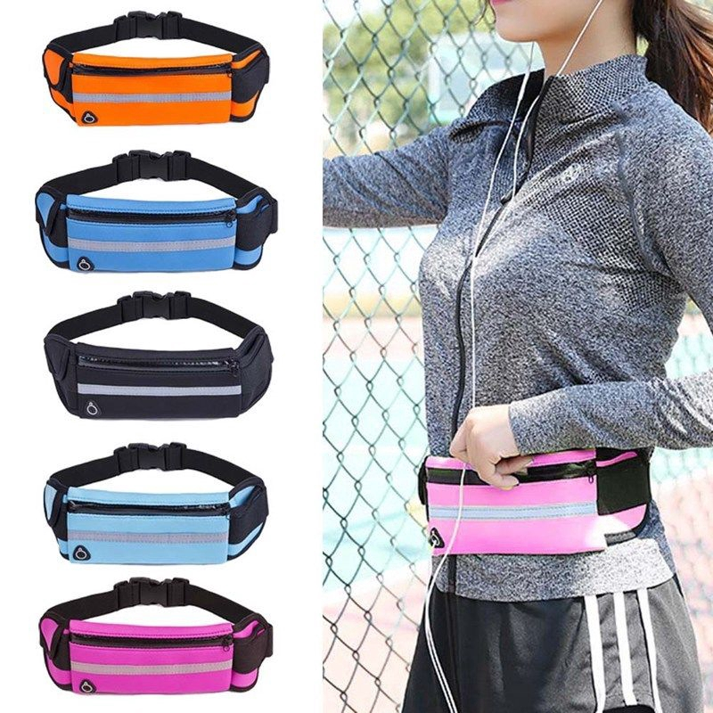 Cool Panda Sport Waist Pack Fanny Pack Adjustable For Hike