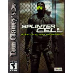 PS2  Tom Clancy's Splinter Cell / Rainbow Six :Lockdown / Double Agent / Ghost Recon [Burning Disk]