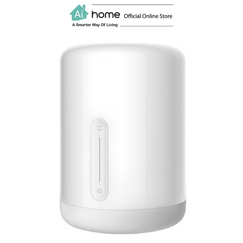 XIAOMI MIJIA Bedside Lamp 2 16 Million Color Apps Control with 1 Year Malaysia Warranty [ Ai Home ]