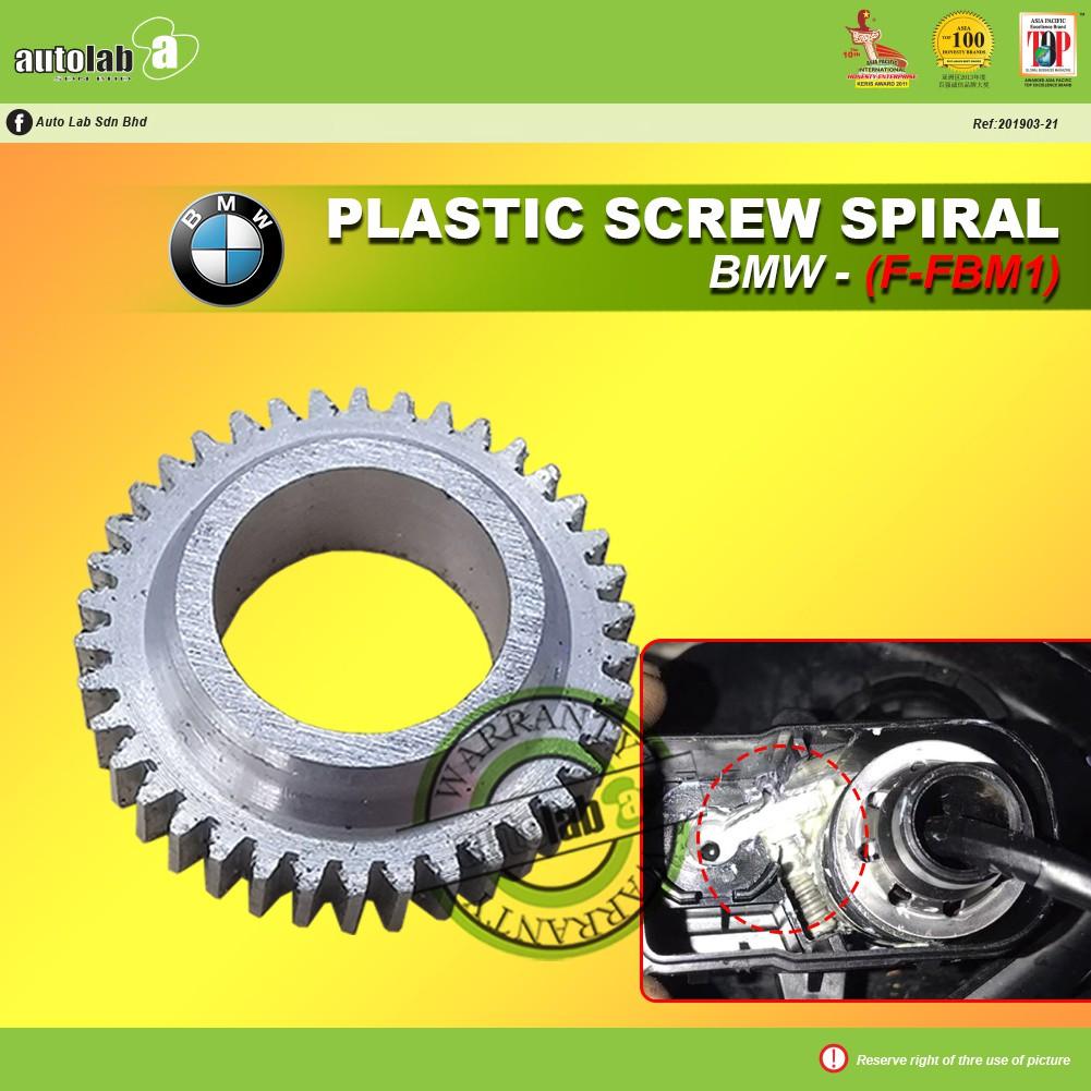 Side Mirror Replacement Metal Screw Spiral (1 pcs) - BMW (F-FBM1)