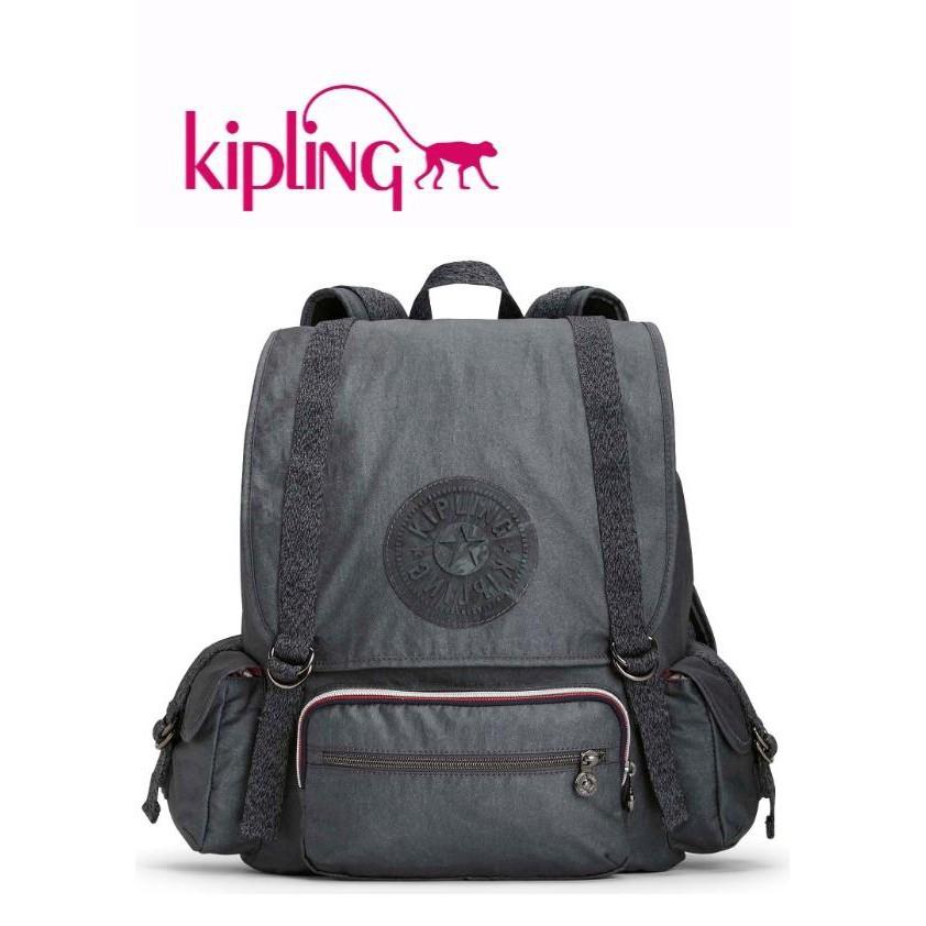 ee725e9f1 Kipling Kasper Handbag - Belgian Blue (Medium) | Shopee Malaysia