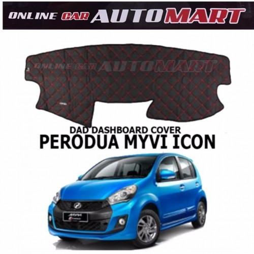 DAD Non Slip Dashboard Cover - Perodua Myvi Icon