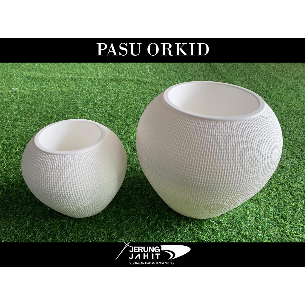 PASU ORKID - Pasu Bunga Hiasan READY STOCK KD2222N & KD2223N