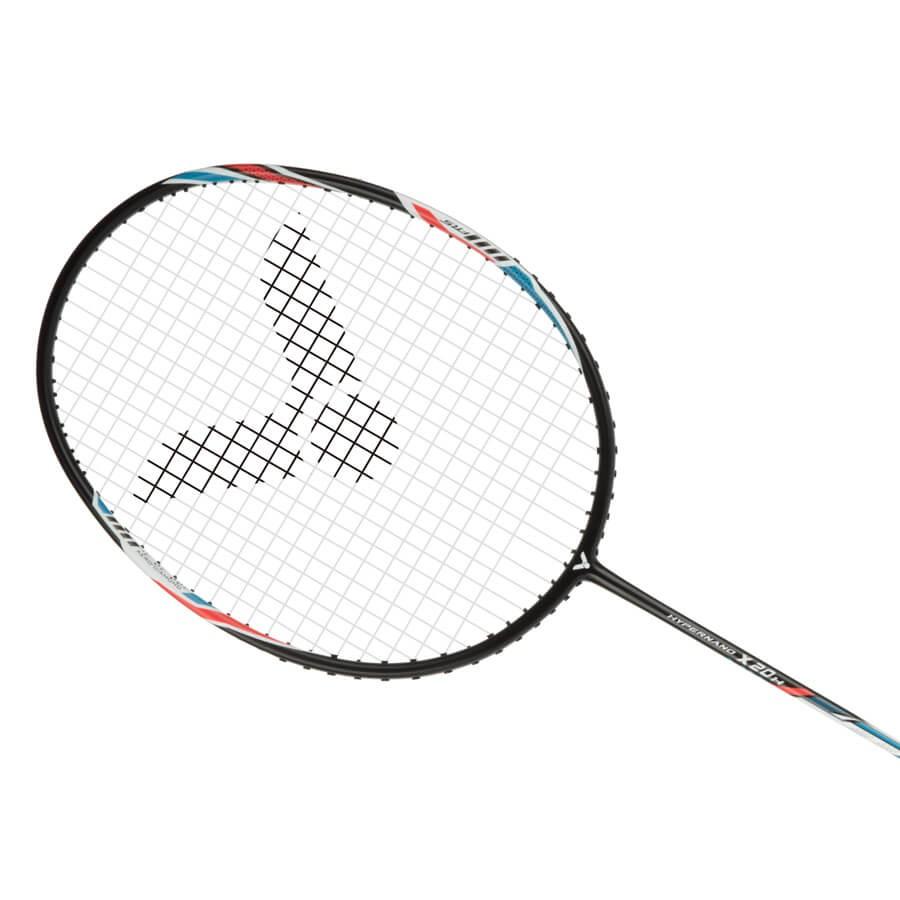 Victor Hypernano X20H Badminton Racket FREE String & Grip ...