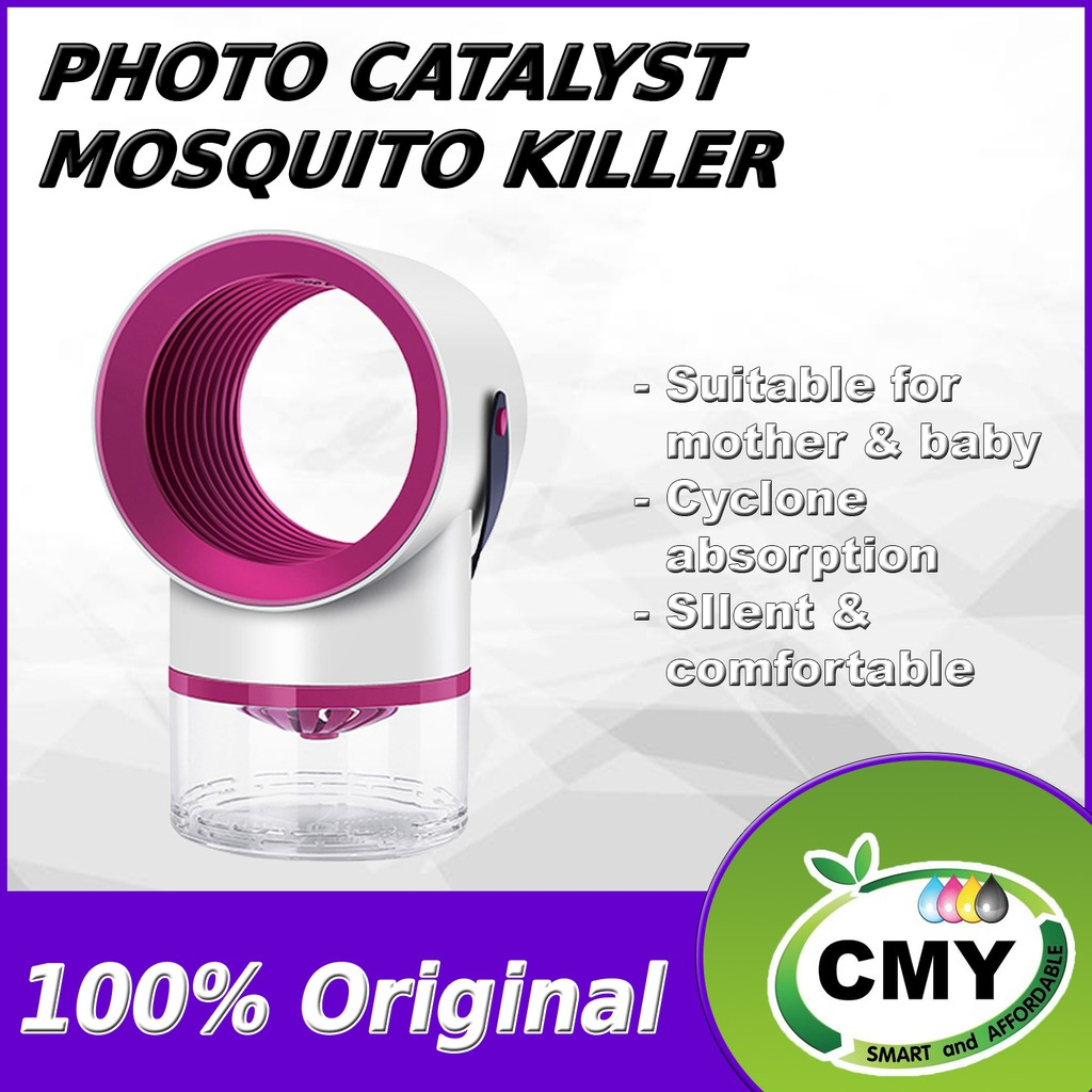 New USB LED Light Electric Insect Killer Fly Bug Mosquito Trap Lamp Pest Catcher KLY-189