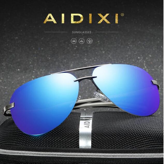be74d4e252 AIDIXI New Polarized Sunglasses Men Women Driving Sun Glasses Male Goggles