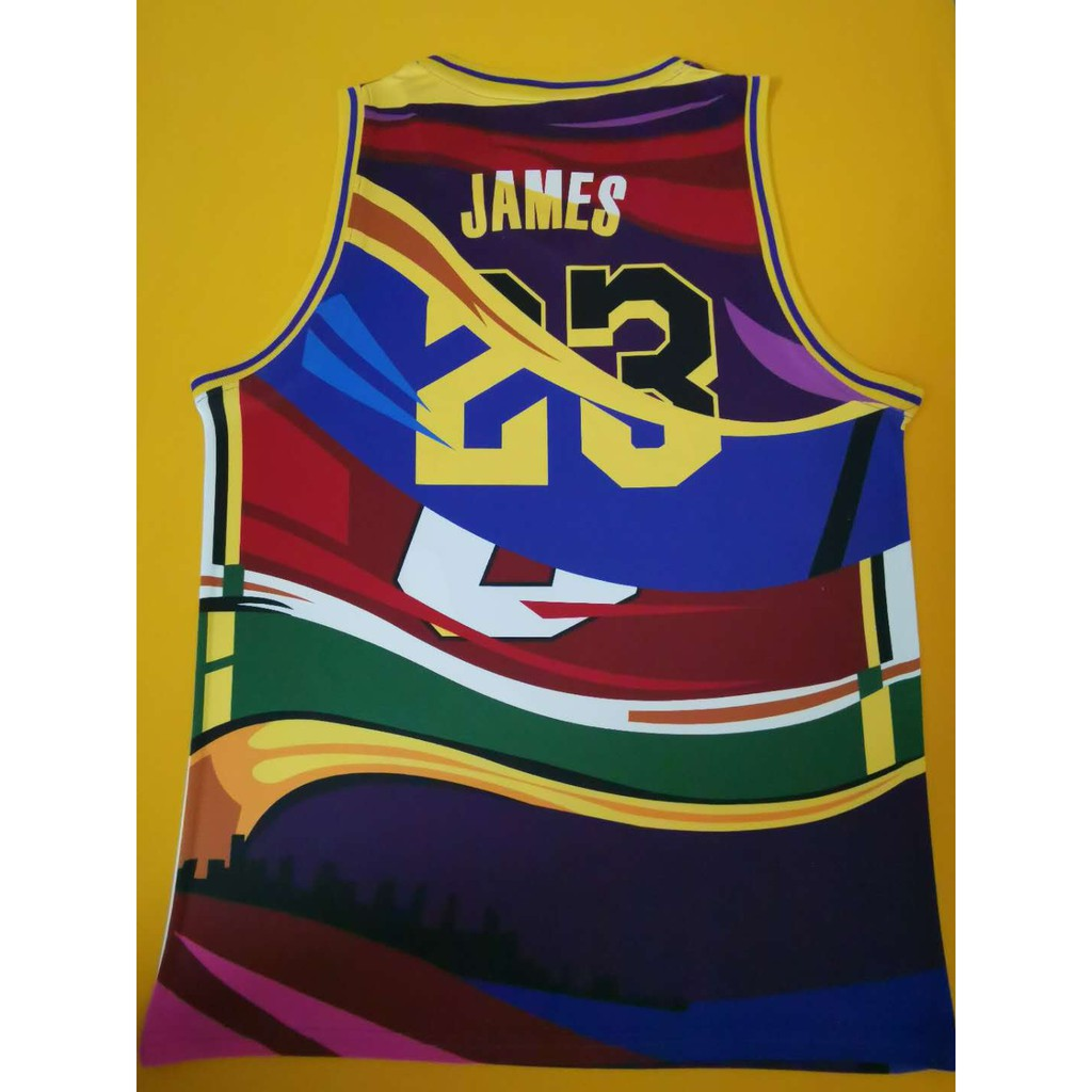 new men's 2020 NBA Los Angeles Lakers Miami Heat Cleveland ...