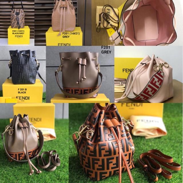 85234f44398e Fendi x FILA Small Logo Backpack