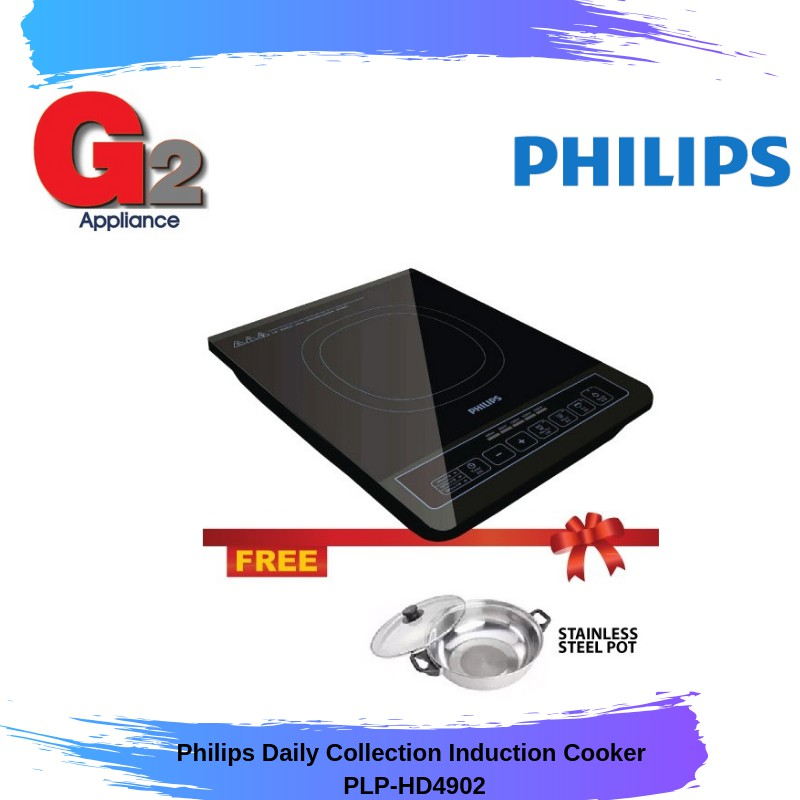 Philips Daily Collection Induction Cooker PLP-HD4902