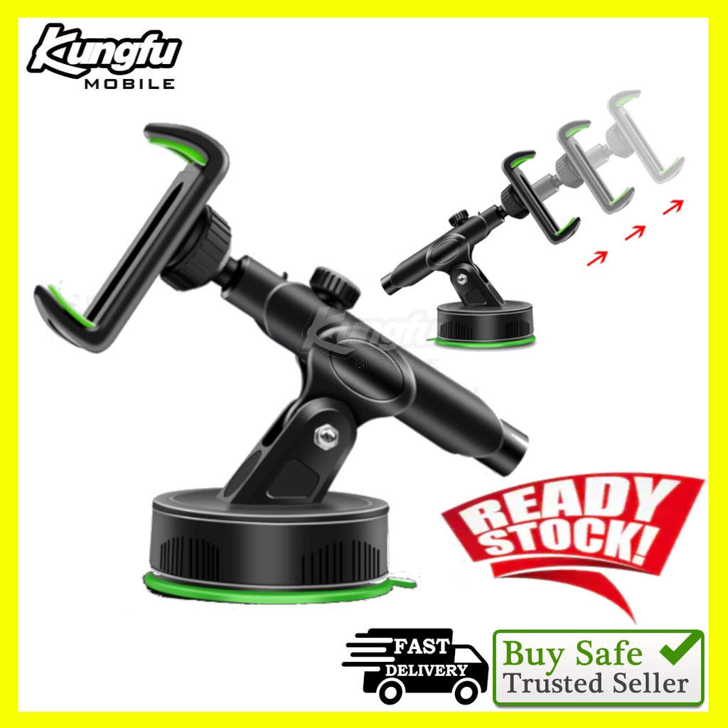 Universal Long Arm For Car Multi-functional Adjustable Phone Holder