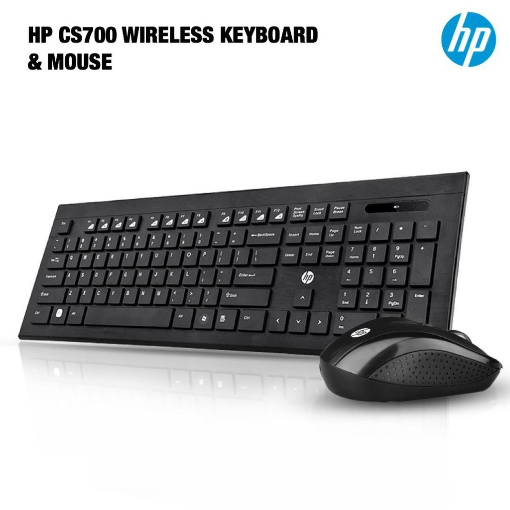 OEM CS700 WIRELESS KEYBOARD AND MOUSE COMBO