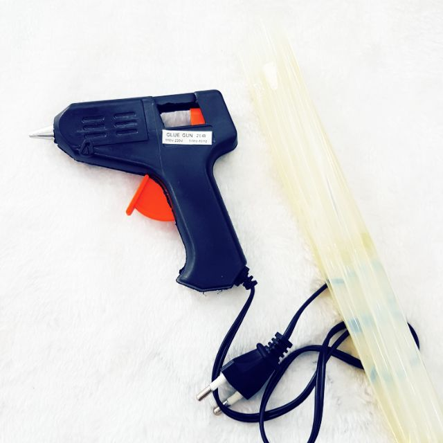 🔖📑 Economical Hot Glue Gun 20Watt ( 1 unit) 📑🔖