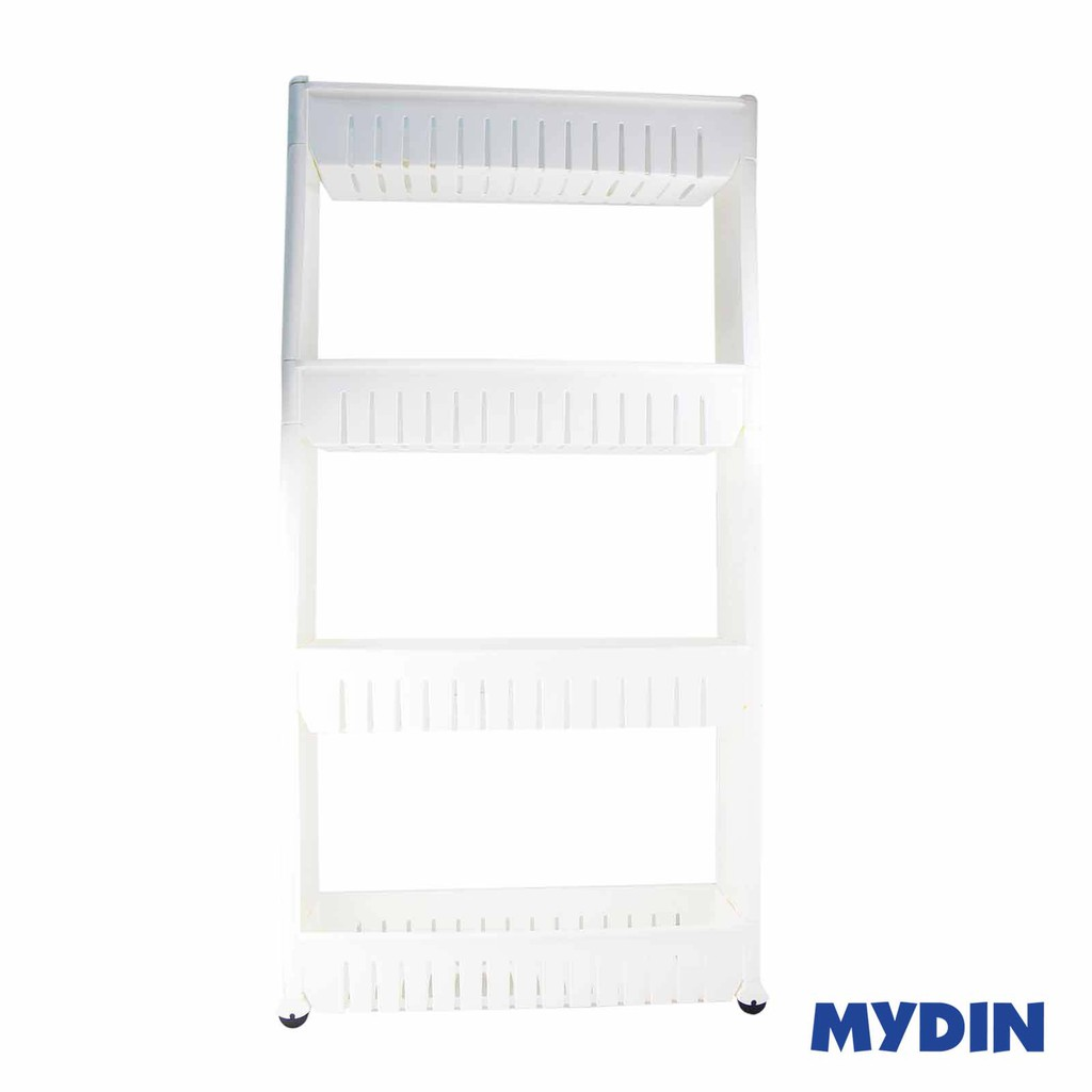 Slim Shelf Rack 4-Tier RYJS3850-042