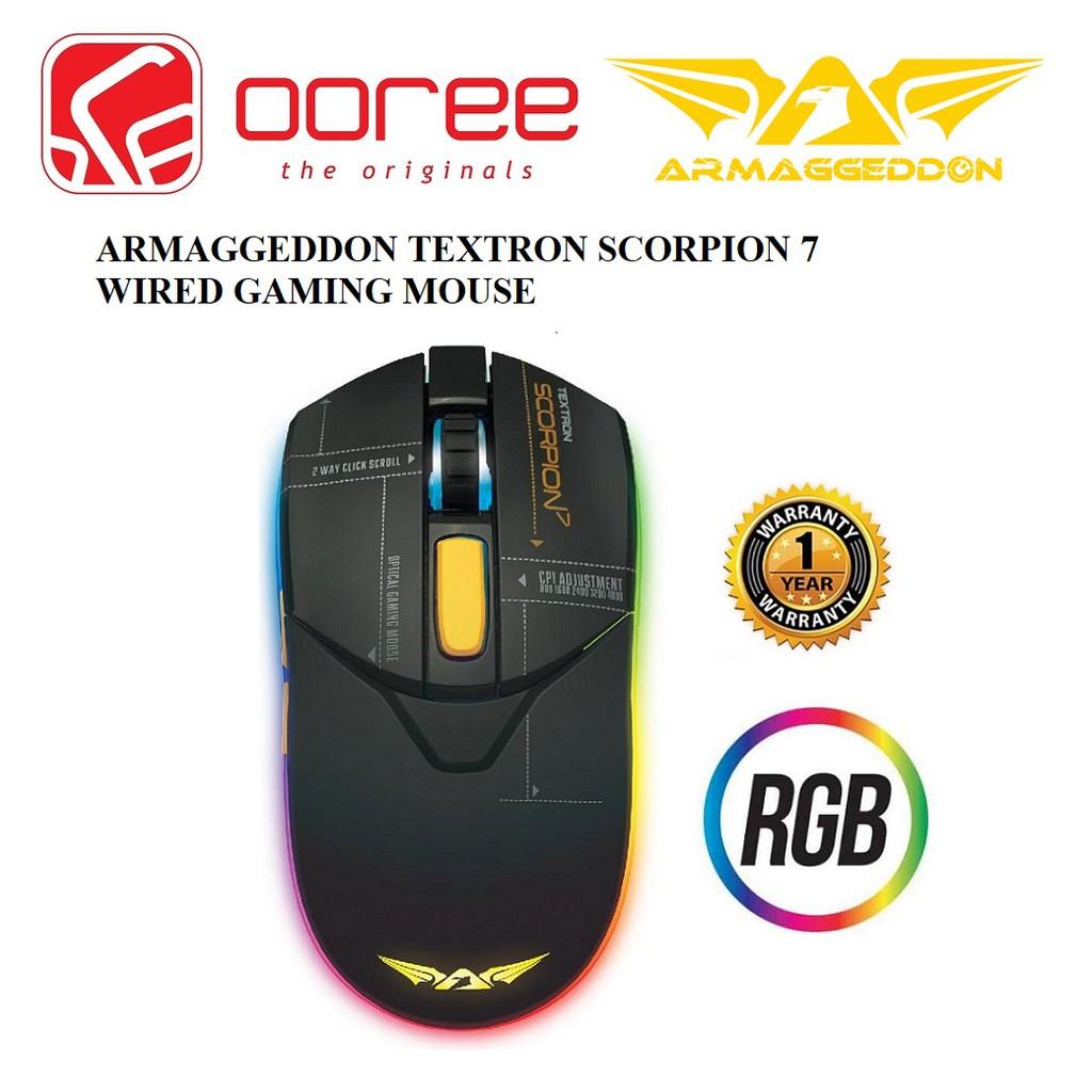c57eff5524a Armaggeddon Falcon III Gaming Mouse | Shopee Malaysia