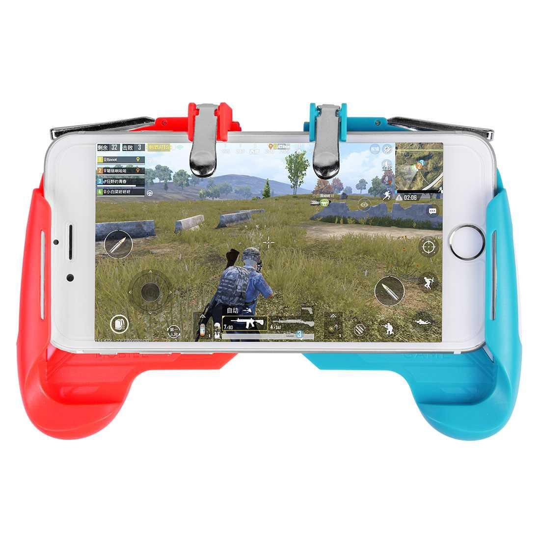 AK16 Phone Game Trigger Handle Gri (Standard)