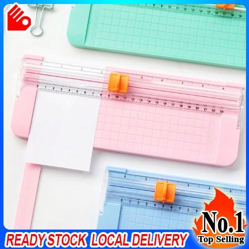 A4 A5 Paper Cutter Photo Scrapbook Trimmer Mini Precision Portable Light Weight
