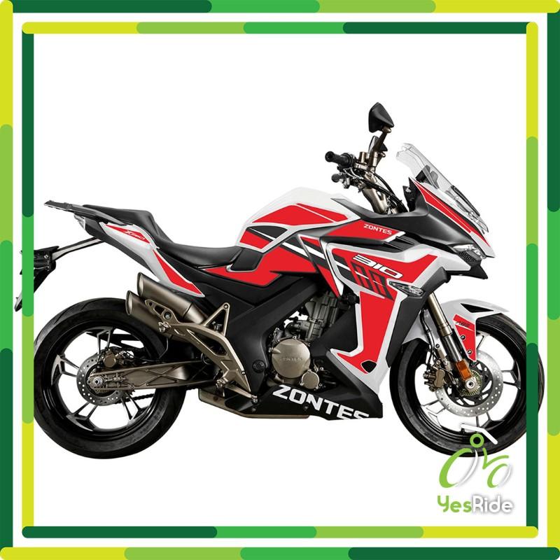 ZONTES ZT310-X GP MOTORCYCLE
