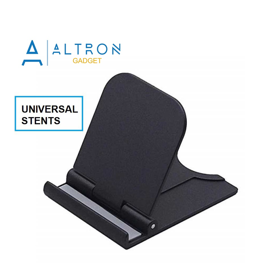 ALTRON Universal Stents Small Light Compact easy carry Smart Phone Stand Holder 180 Degree Adjustment