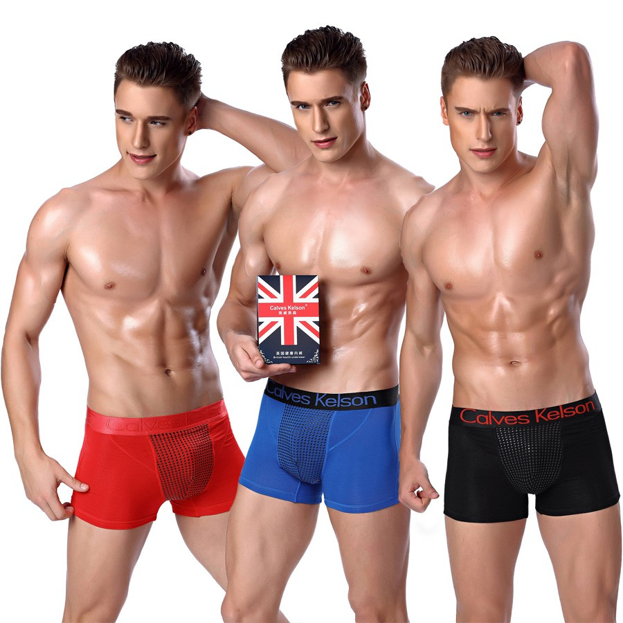 Men Boxer Online Shopping Sales And Promotions Mens Clothing Celana Dalam Vakoou Usa Man Underwear Magnetic Sept 2018 Shopee Malaysia