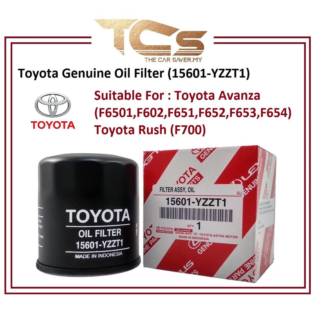 Toyota Genuine Oil Filter (15601-YZZT1)