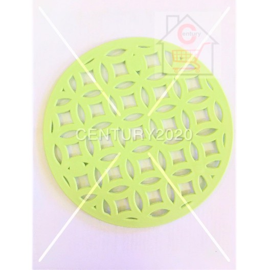RIMEI Multi-Use Hot Pot Hot Dishes Kitchen Household Mats Table Mats Insulated Flexible PVC Heat Resistant Dish Mats