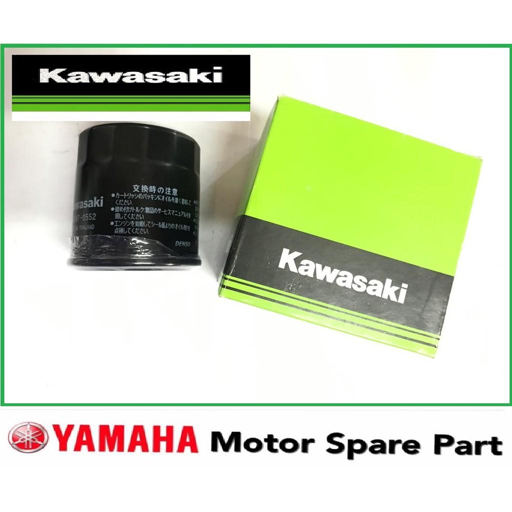 KAWASAKI OIL FILTER Z800 Z1000 Z900 ER6N ER6F ER6 NINJA 250 VERSYS Er 650  ZX6R
