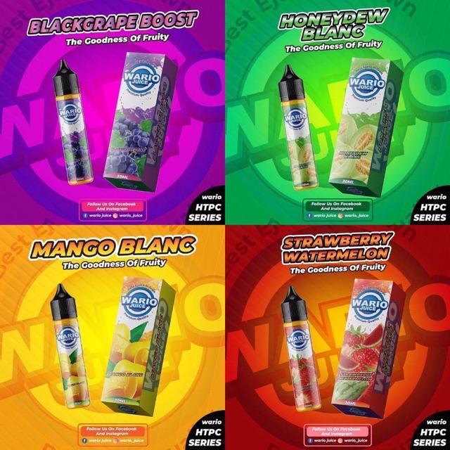 Wario Juice HTPC fruity series
