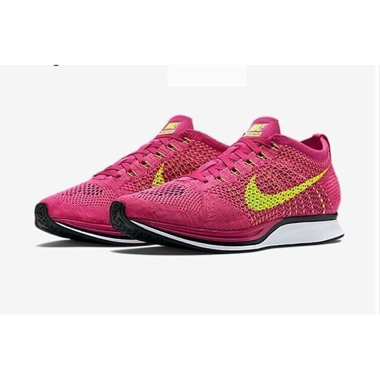 16b3721619147d NIKE Flyknit Racer sports shoes men women shoes Running shoes multiple  colors available HD2079