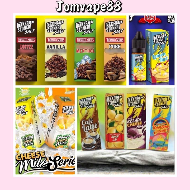 Ready Stock New Baker Stoner Salt Mango Cheese Rainbow Cream Yam Keladi Cheese Milk Buah Lai