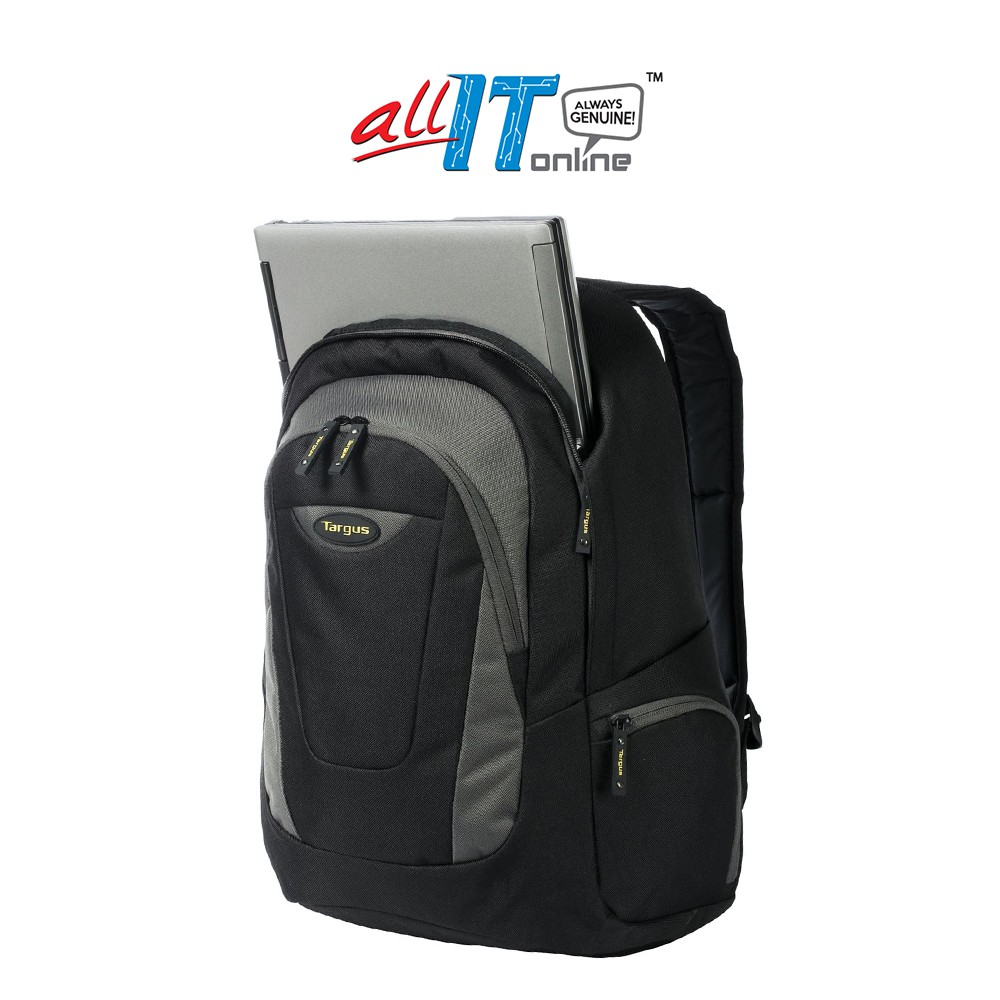 753d53bb8b8 TARGUS BACKPACK NOTEBOOK BALANCE ECOSMART 15.6