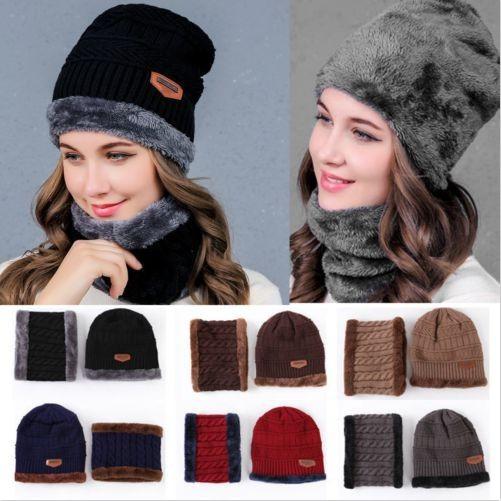 Unisex Mermaid at Heart Outdoor Warm Knit Beanies Hat Soft Winter Skull Caps