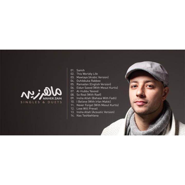 Maher Zain - Singles & Duets (CD)