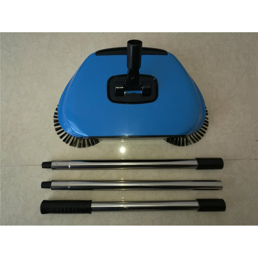 HAND PROPELLED SWEEPER