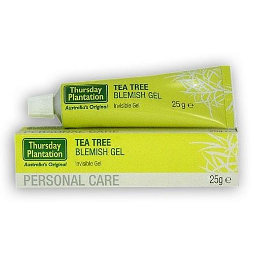 Thursday Plantation Tea Tree Blemish Gel for Pimples 25G