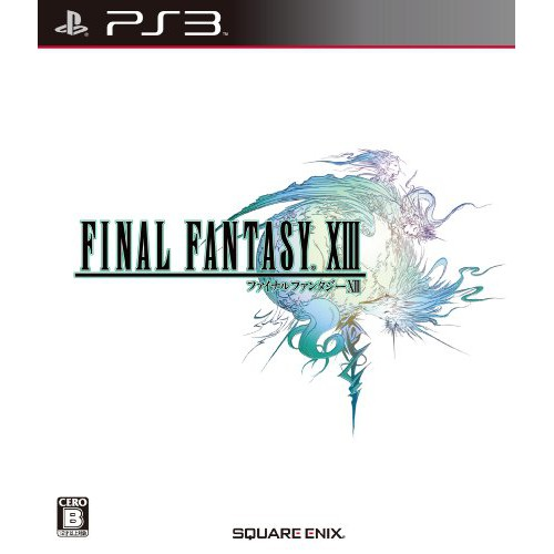 PS3 Final Fantasy XIII R3 (Japanese Subs)
