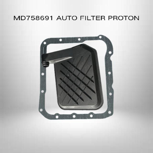 Proton OEM Auto Filter Kit ATF - Proton Gen2 / Persona Old / Saga BLM / Waja Campro / Satria Neo MD758691