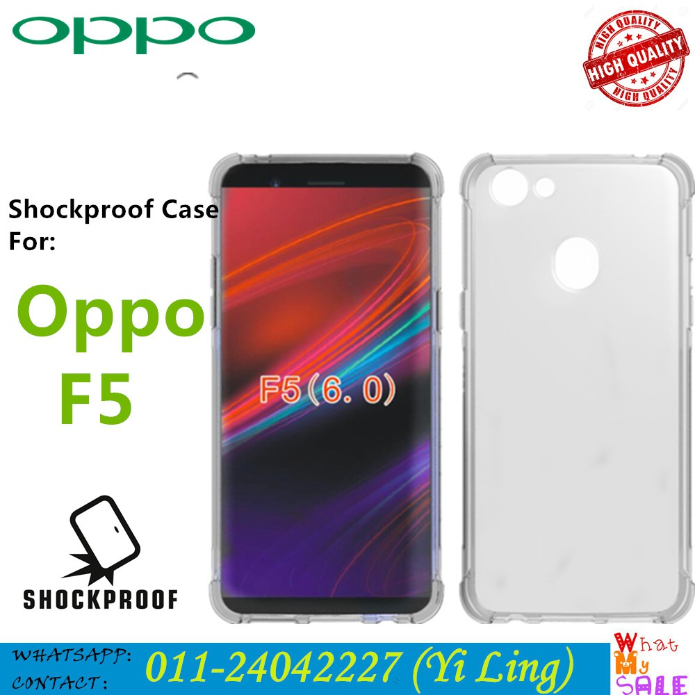 the best attitude c76eb f2c66 Oppo F5 Shockproof Case (high quality)