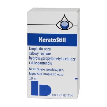 Keratostill Eye Drop (Artificial Tears) Ubat Mata 10ml