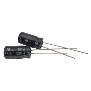 20PCS 10V 470uF 10Volt 470MFD Electrolytic Capacitor 6×7